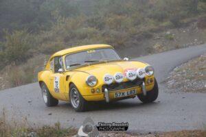 Rallye des Jasmins Historique
